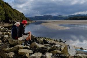 Atmosphere at Festival No.6 on 05/09/2015 at Portmeirion, Gwynedd,