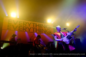 Everything Everything plays at Festival No.6