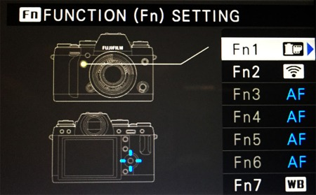 FN Button Settings