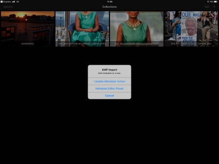 iPad Pro | Julie Edwards-X