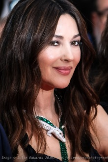 Monica Bellucci poses on the red carpet for The Best Years of a Life on Saturday 18 May 2019 at the 72nd Festival de Cannes, Palais des Festivals, Cannes. Pictured: Monica Bellucci. Picture by Julie Edwards/LFI/Avalon. All usages must be credited Julie Edwards/LFI/Avalon.